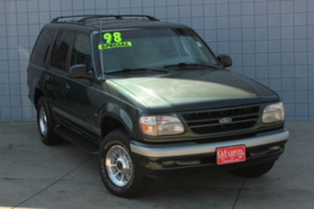 1998 Ford Explorer Limited AWD for Sale  - HY6685B  - C & S Car Company