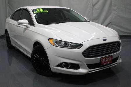 2013 Ford Fusion Titanium for Sale  - 14835  - C & S Car Company