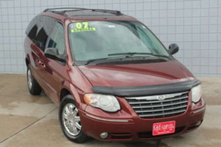 2007 Chrysler Town & Country Limited LWB for Sale  - SB5751B  - C & S Car Company