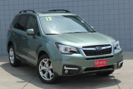 2017 Subaru Forester 2.5i Touring for Sale  - SB6016  - C & S Car Company