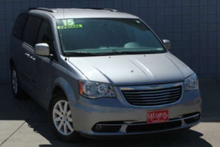 2015 Chrysler Town & Country Touring LWB for Sale  - 14669  - C & S Car Company