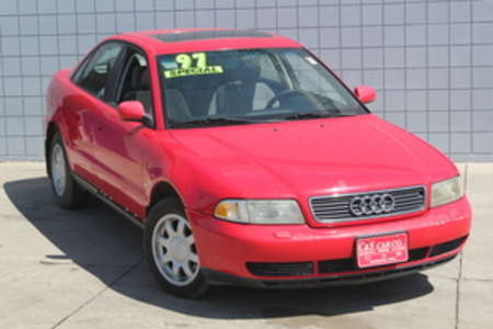 1997 Audi A-4 1.8 for Sale  - 14214  - C & S Car Company