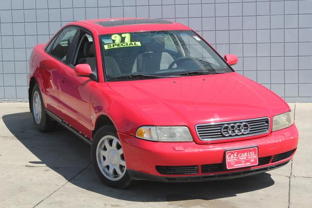 1997 Audi A-4  - C & S Car Company