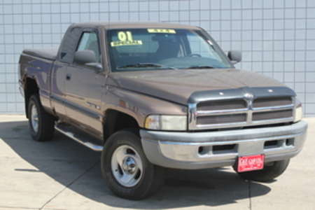 2001 Dodge Ram 1500 SLT Quad Cab 4WD for Sale  - 14483A  - C & S Car Company