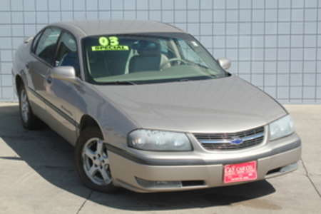 2003 Chevrolet Impala LS for Sale  - R13883  - C & S Car Company