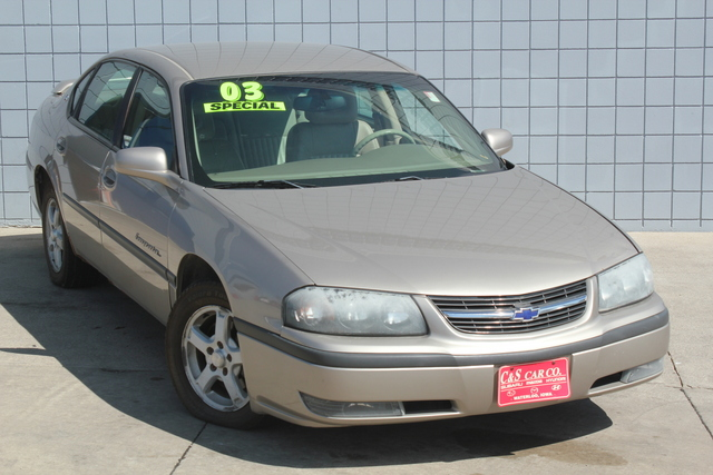 2003 Chevrolet Impala  - C & S Car Company