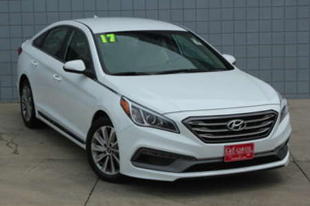 2017 Hyundai Sonata Sport for Sale  - HY7327  - C & S Car Company