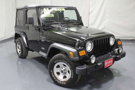 2001 Jeep Wrangler 4.0L Sport for Sale  - SB6269A2  - C & S Car Company