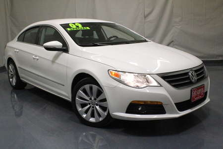 2009 Volkswagen CC Sport for Sale  - SB5618A  - C & S Car Company