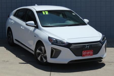 2017 Hyundai Ioniq Hybrid SEL for Sale  - HY7354  - C & S Car Company