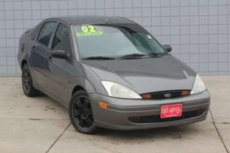 2002 Ford Focus ZTS for Sale  - R13958  - C & S Car Company