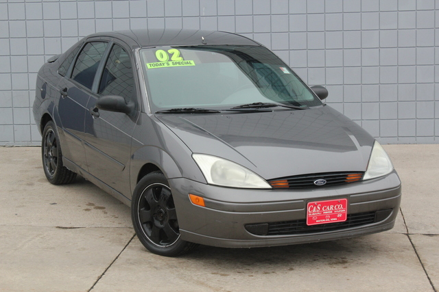 2002 Ford Focus  - C & S Car Company