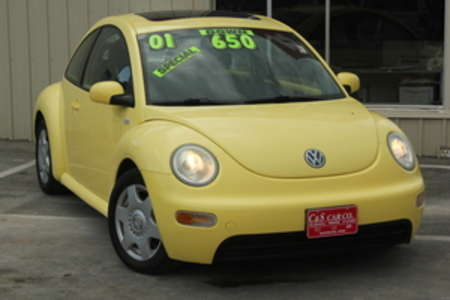 2001 Volkswagen New Beetle GLS 2D Coupe for Sale  - R14625  - C & S Car Company