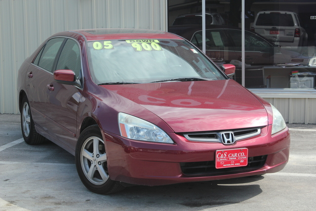 2005 Honda Accord  - C & S Car Company