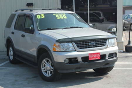 2003 Ford Explorer XLT  AWD for Sale  - R14395  - C & S Car Company