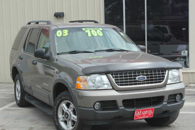 2003 Ford Explorer  - C & S Car Company