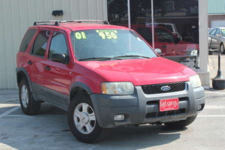 2001 Ford Escape XLT 4WD for Sale  - R14340  - C & S Car Company