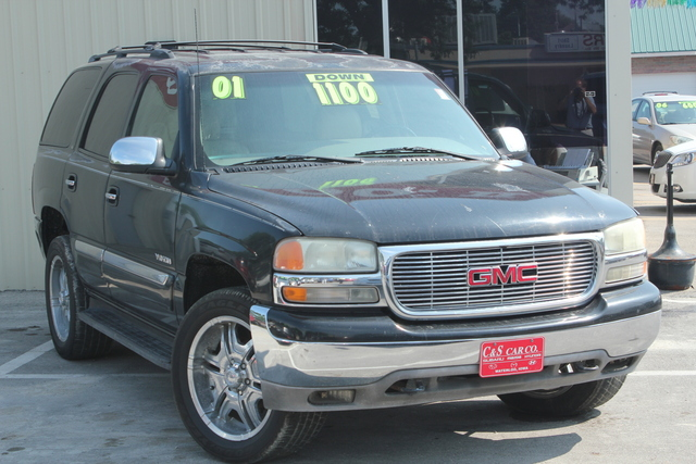 2001 GMC Yukon  - C & S Car Company