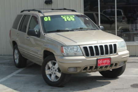 2001 Jeep Grand Cherokee Limited  4WD for Sale  - SB5499B  - C & S Car Company