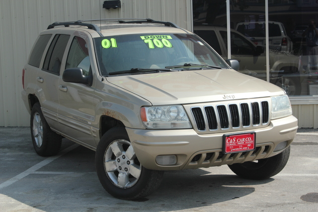2001 Jeep Grand Cherokee  - C & S Car Company