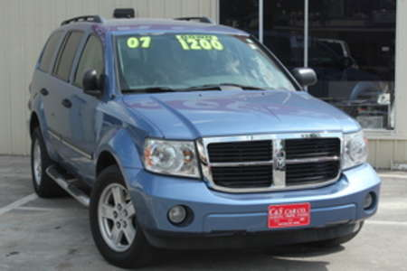 2007 Dodge Durango SLT  4WD for Sale  - 14632  - C & S Car Company