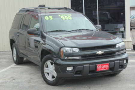 2003 Chevrolet TrailBlazer 4D SUV 4WD Ext for Sale  - R15300  - C & S Car Company