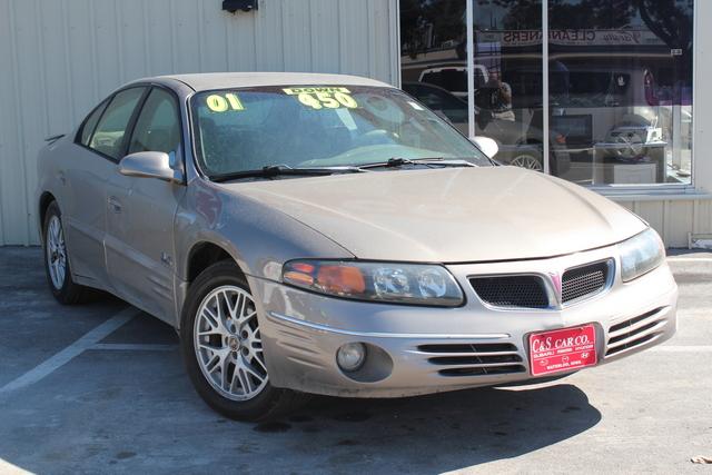 2001 Pontiac Bonneville  - C & S Car Company