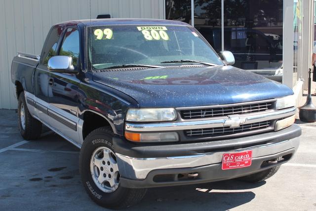 1999 Chevrolet Silverado 1500  - C & S Car Company