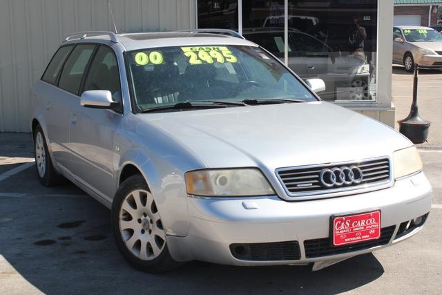2000 Audi A6  - C & S Car Company