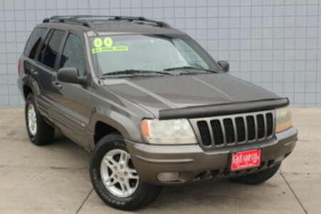 2000 Jeep Grand Cherokee Limited 4WD for Sale  - MA2689C  - C & S Car Company
