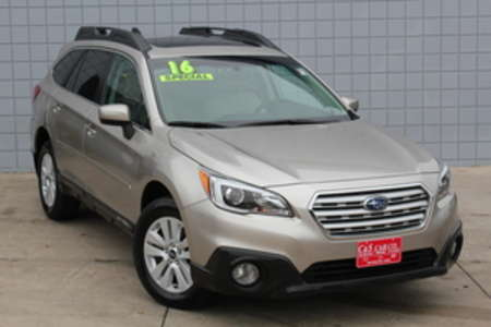 2016 Subaru Outback 2.5i Premium for Sale  - SB6100A  - C & S Car Company