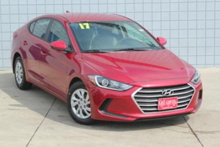 2017 Hyundai Elantra SE for Sale  - HY7347  - C & S Car Company