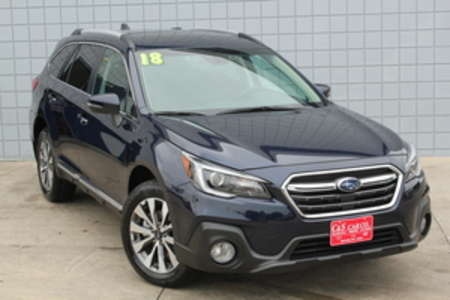 2018 Subaru Outback 2.5i Touring w/Eyesight for Sale  - SB6111  - C & S Car Company