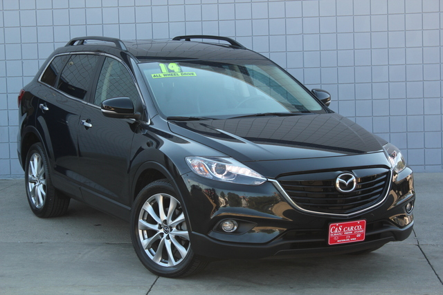 2014 Mazda CX-9  - C & S Car Company