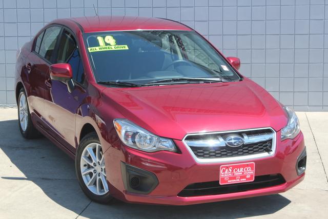 2014 Subaru Impreza  - C & S Car Company