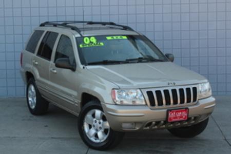 2004 Jeep Grand Cherokee Laredo 4WD for Sale  - R14267  - C & S Car Company