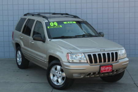 2004 Jeep Grand Cherokee Laredo 4WD for Sale  - R14267  - C & S Car Company