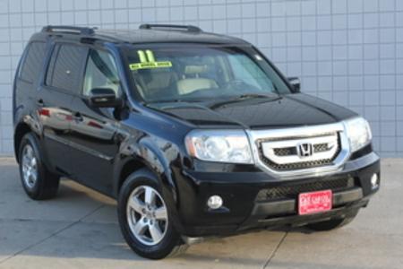 2011 Honda Pilot EX-L  4WD for Sale  - SB5751A  - C & S Car Company