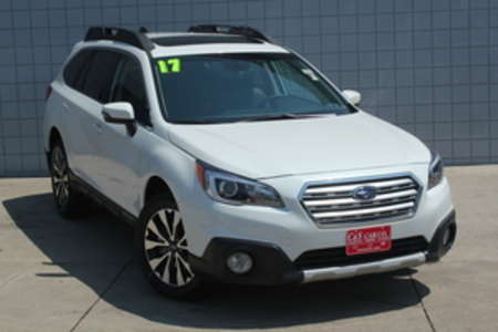 2017 Subaru Outback 2.5i Limited w/Eyesight for Sale  - SB6056  - C & S Car Company