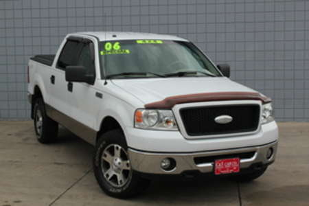 2006 Ford F-150 XLT Supercrew 4WD for Sale  - 14710  - C & S Car Company