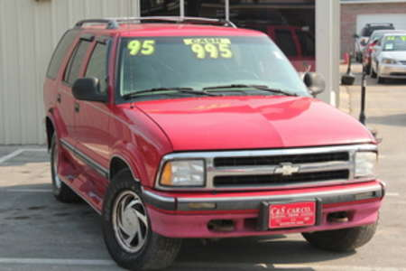 1995 Chevrolet Blazer LT  4WD for Sale  - R14308A  - C & S Car Company
