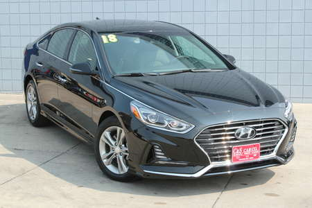 2018 Hyundai Sonata 2.4L Limited for Sale  - HY7427  - C & S Car Company