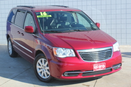 2016 Chrysler Town & Country Touring LWB for Sale  - 14466  - C & S Car Company