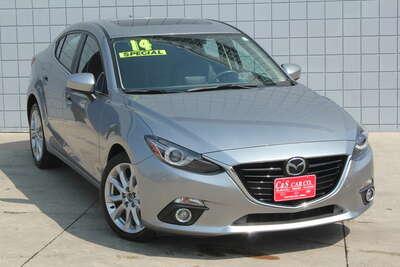 2014 Mazda Mazda3 Gran