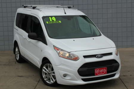 2014 Ford Transit Connect Wagon XLT Wagon SWB w/RDr for Sale  - 14712  - C & S Car Company