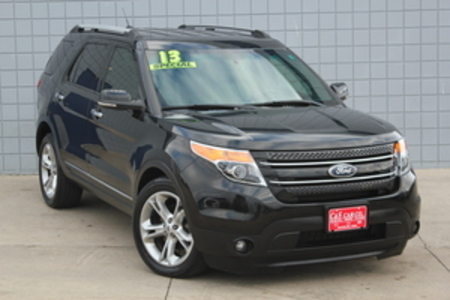 2013 Ford Explorer Limited for Sale  - SB5280B  - C & S Car Company