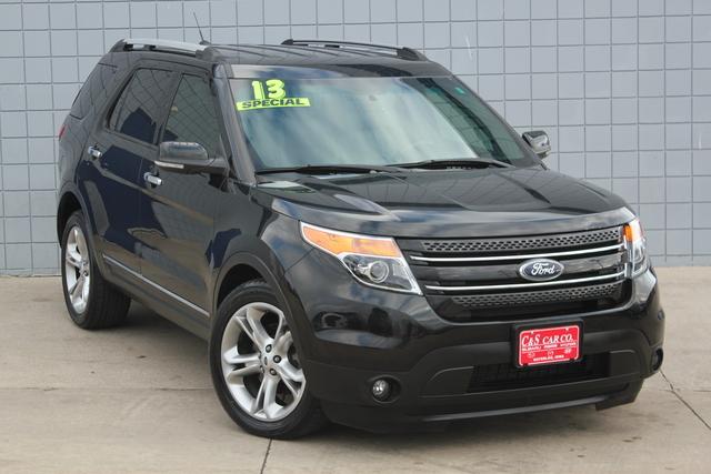 2013 Ford Explorer  - C & S Car Company