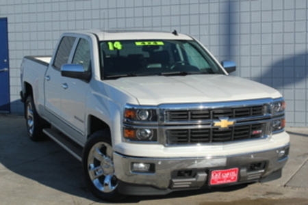 2014 Chevrolet Silverado 1500 LTZ Crew Cab 4WD for Sale  - 14479  - C & S Car Company
