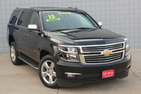 2015 Chevrolet Tahoe LTZ 4WD for Sale  - 14469  - C & S Car Company