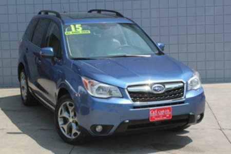 2015 Subaru Forester 2.5i Touring w/Eyesight for Sale  - SB6055A  - C & S Car Company